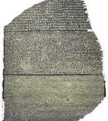 An Intuitive Rosetta Stone